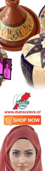 Marocstore.nl, jouw Marokkaanse online winkel